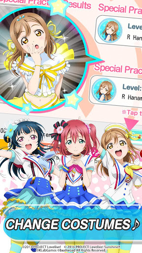 LoveLive! School idol festival For PC