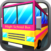 Free Blocky High School Bus Driver APK for Windows 8