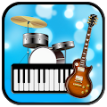 Band Game: Piano, Guitar, Drum APK for Ubuntu