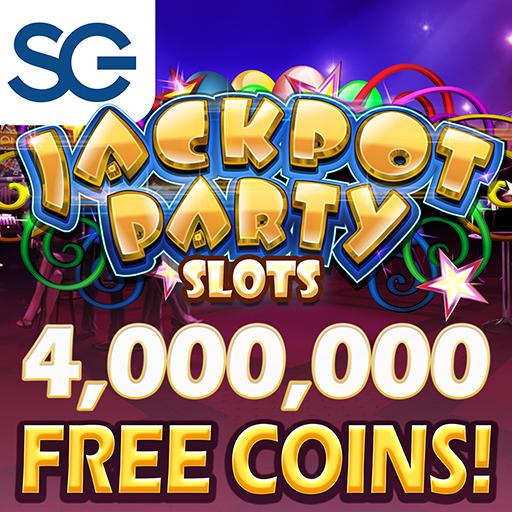 Jackpot Party Casino Slots: 777 Free Slot Machines (game)