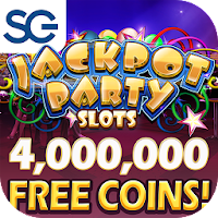 Jackpot Party Casino Slots: 777 Free Slot Machines on PC / Windows 7.8.10 & MAC