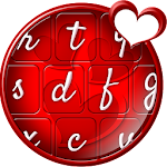Love Keyboard Theme 2.1 Apk