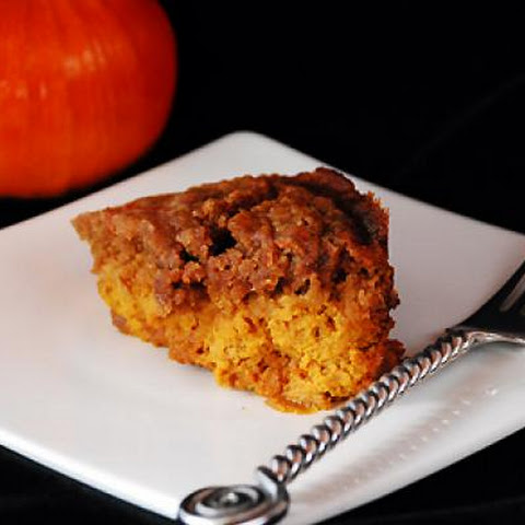 Pumpkin Raisin Cake