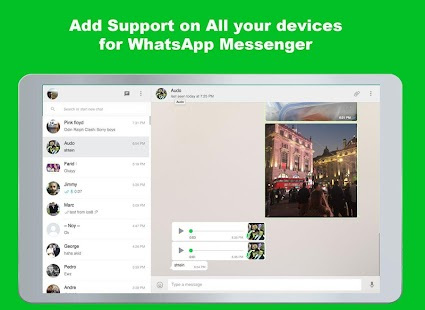 App WhatsPad Messenger APK for Windows Phone