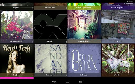 Chrome Theme - Rocket Player screenshot 5