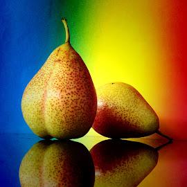 Pears by Janette Ho - Food & Drink Fruits & Vegetables (  )