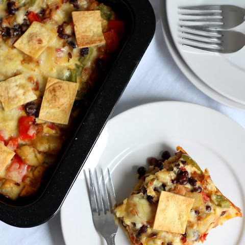 Tex-Mex Breakfast Casserole