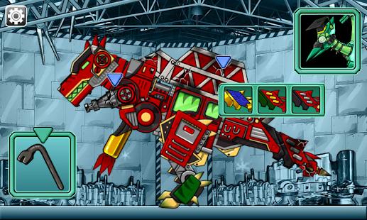 Repair! Dino Robot-Spinosaurus APK for Lenovo