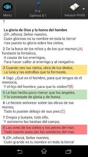 La Biblia / Celubiblia AIO Lite screenshot 4