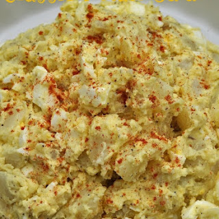 Classic Potato Salad ~Guest Post~