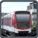 Paris Metro Train Simulator 1.1 Apk