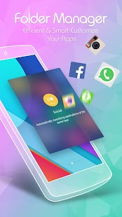 Zero Launcher-themes,free,fast APK for Blackberry