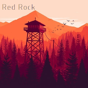 Red Rock theme