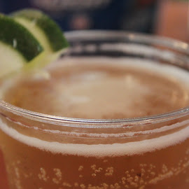 5 O'Clock by Rachel Seitz - Food & Drink Alcohol & Drinks ( beer, cold drink, lime, close up, fizz,  )