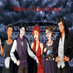 Murder at Chateau de Rouge For PC