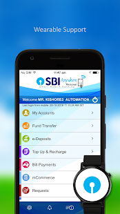 Download SBI Anywhere Personal APK for Android Kitkat