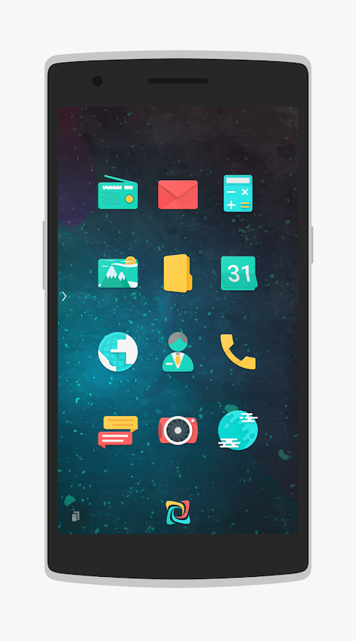 Elvan - Icon Pack (Beta) Screenshot 2