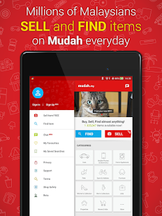 Download Mudah.my (Official App) APK for Laptop
