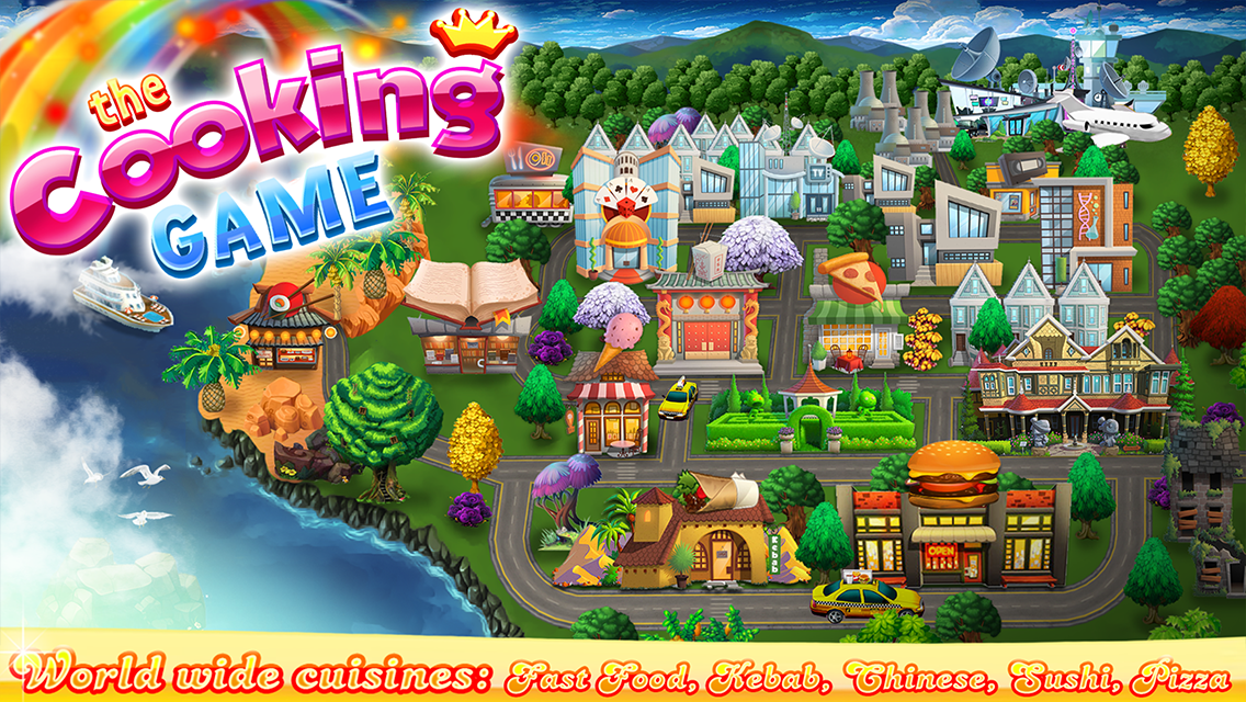 The Cooking Game Screenshot 5