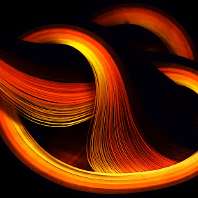 by Luz UK - Abstract Light Painting (  )