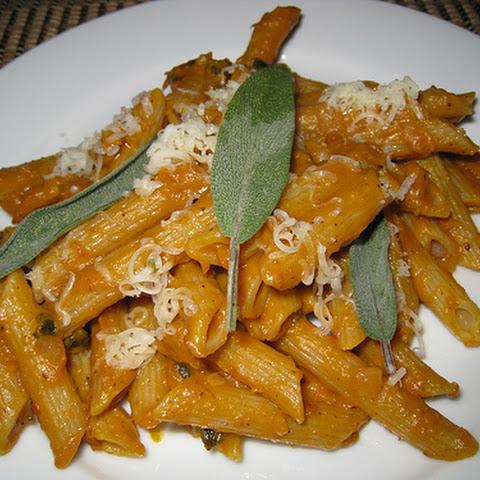 Pumpkin and Sage Cream Sauce Recipe | Yummly