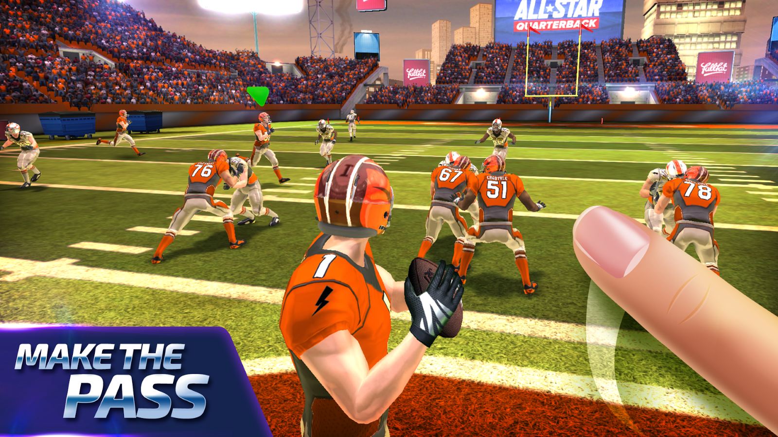 All Star Quarterback 17 Screenshot 1