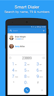 App Contacts & Dialer by Simpler APK for Kindle