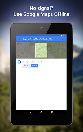 Maps - Navigation & Transit screenshot 22