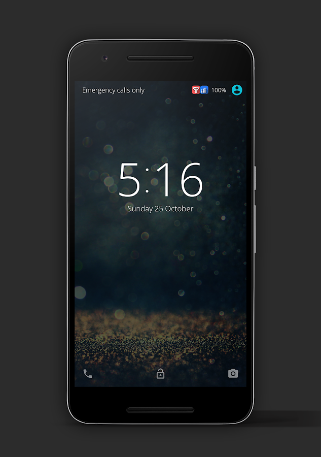 Shadows CM13 CM12/12.1 Theme Screenshot 3