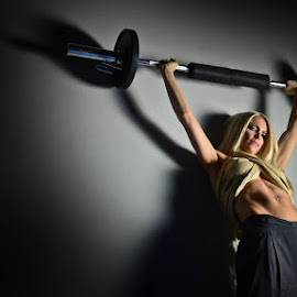 Iron lady by Rebeka Legović - Sports & Fitness Fitness ( fitness model, fitness, fitness photography )
