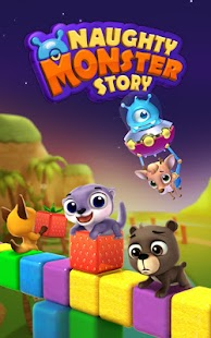 Naughty Monster Story- screenshot thumbnail