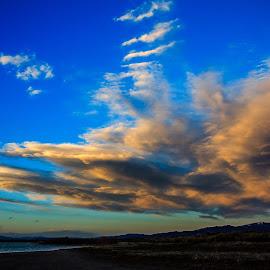 by Jeremy Elliott - Landscapes Cloud Formations