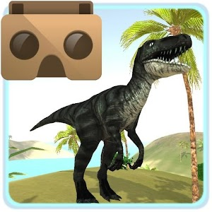 VR Time Machine Dinosaur Park ... app for android