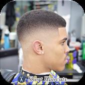 Short Black Men Haircuts APK for Bluestacks
