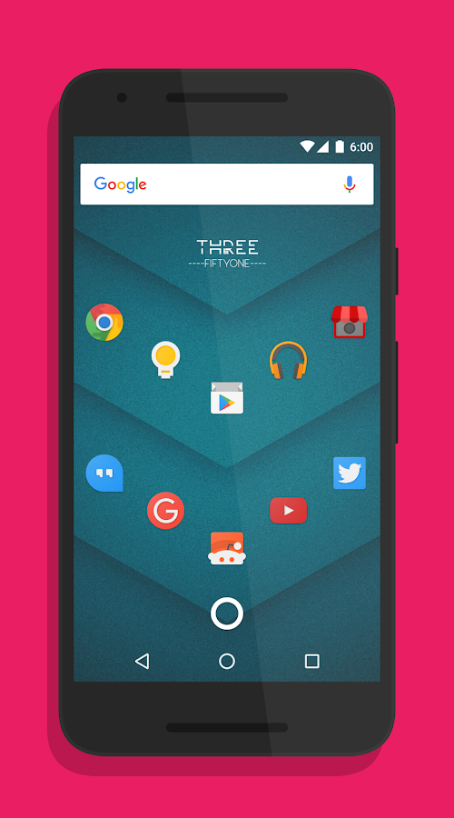 Splash - Icon Pack Screenshot 1