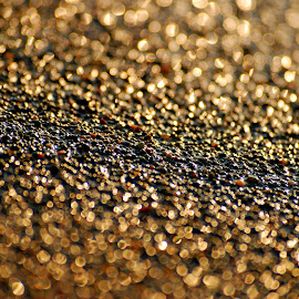Sand sparkle by Pixie Simona - Nature Up Close Sand ( sand in the golden light, sand, sand glow, sand sparkle, sand at golden hour, sunset, sea, sand at sunset, beach, golden light, golden hour,  )