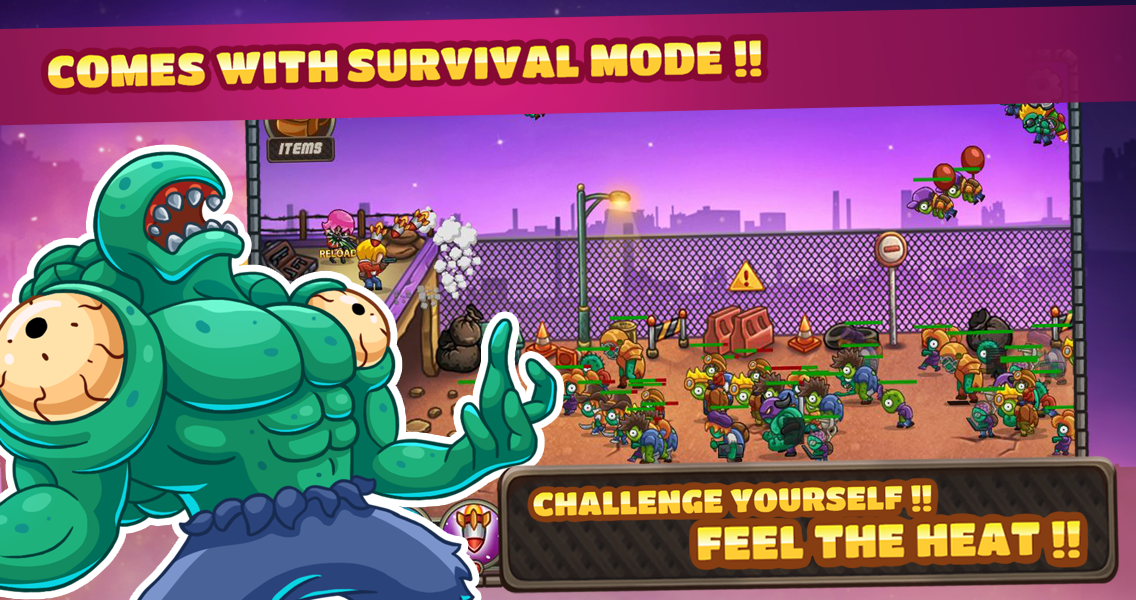 Zombo Buster Rising Screenshot 1