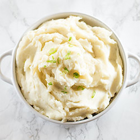No-recipe Homemade Mashed Potatoes
