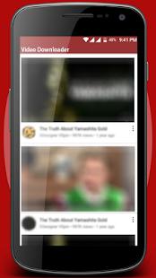App Free Videos Downloader apk for kindle fire