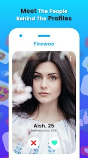 Firewoo - Dating, Chat & Meet new people for pc