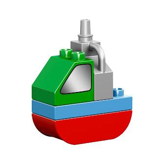 Большая коробка для творчества LEGO DUPLO