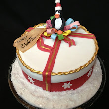 Small Group -Decorate your very own Present Christmas Cake