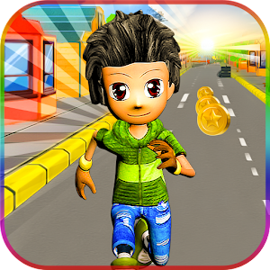 Download Subway Kid Surfer Rush for Windows Phone