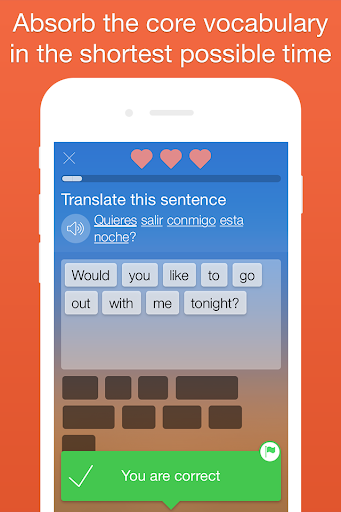 Learn languages - Mondly - screenshot