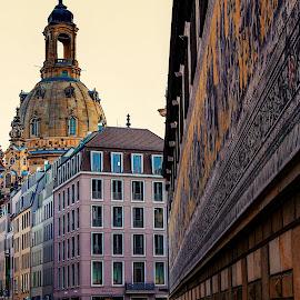 Dresden Frauenkirche  by Igor Modric - Buildings & Architecture Public & Historical