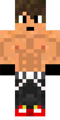 Muscle Male Base | Minecraft Skin