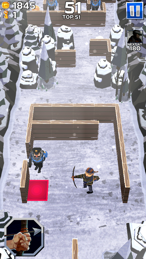Winter Fugitives Screenshot 4
