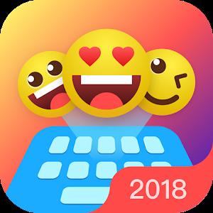 Emojichat Keyboard —Emoji,Sticker,Theme,Gif For PC