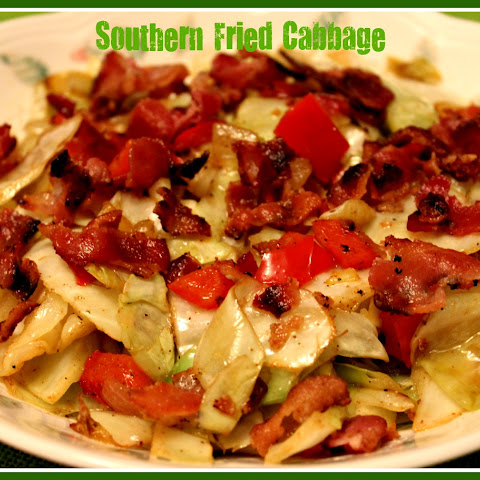 Southern Fried Cabbage!