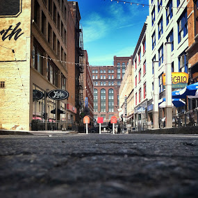 E.4th by Christopher Gray - Instagram & Mobile iPhone ( shot from down here )